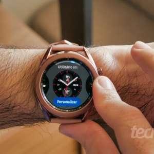 Samsung anuncia fabricação do Galaxy Watch 3 no Brasil