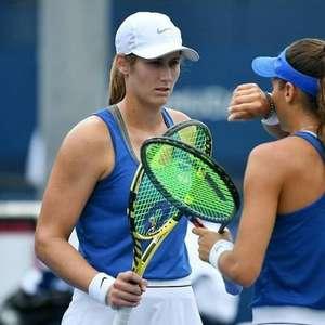 Em boa fase, Luisa Stefani e Hayley Carter vencem no Torneio de Estrasburgo