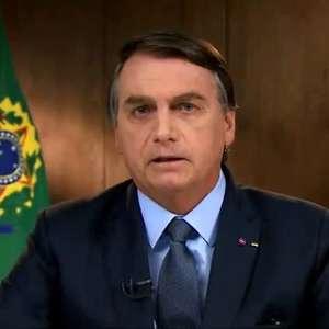 Bolsonaro faz apelo contra cristofobia: 'País é conservador'