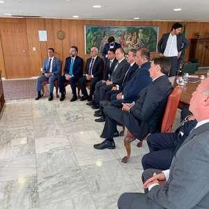 Bolsonaro: Temos os melhores ministros da história do Brasil