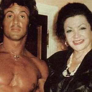 Jackie, mãe de Sylvester Stallone morre aos 98 anos de idade