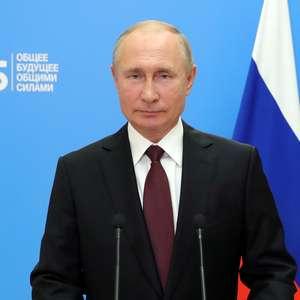 Putin defende na ONU fortalecimento da OMS