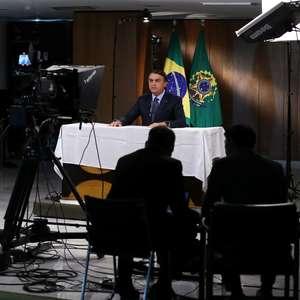 Bolsonaro ouviu auxiliares para modular discurso na ONU