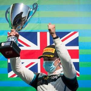 Veterano da F3, Hughes ganha chance na Fórmula 2 e ...