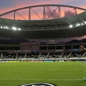 Ministério da Saúde libera até 30% da torcida em estádios