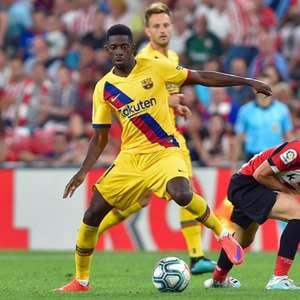Manchester United quer contratar Dembélé por empréstimo ...