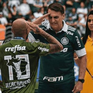Rizek exalta atos políticos de atletas: 'Que Felipe Melo ...