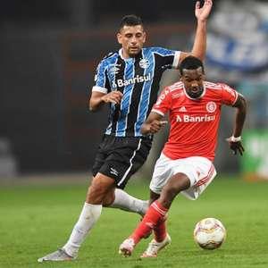 Em duelo com elementos ainda mais quentes, Internacional recebe o Grêmio pela Libertadores