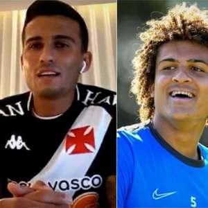 Reforços do Vasco para o Brasileiro ainda lutam para se firmar no time
