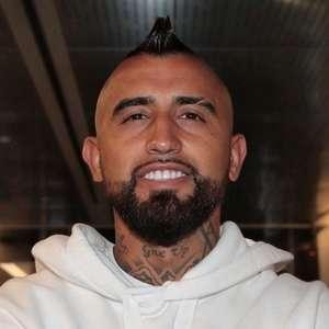 Vidal é oficializado como reforço da Inter de Milão