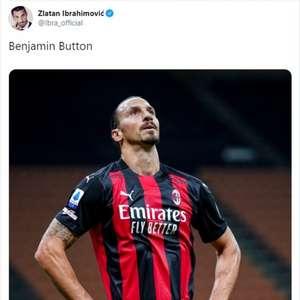 Após marcar dois gols, Ibrahimovic se classifica como ...