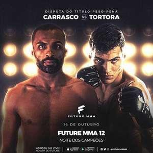 Com mudança na luta principal, Future MMA anuncia nova ...