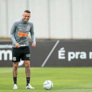 Corinthians encerra preparação para enfrentar o Sport; ...