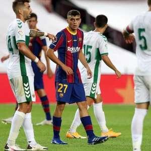 Barcelona recusa oferta de empréstimo do PSV por Pedri