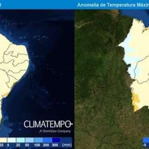 Região Nordeste: tendência do clima para a primavera 2020