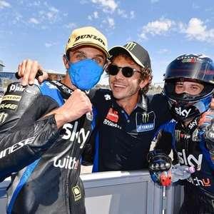 Rossi nega entrada da VR46 na MotoGP no próximo ano, mas ...