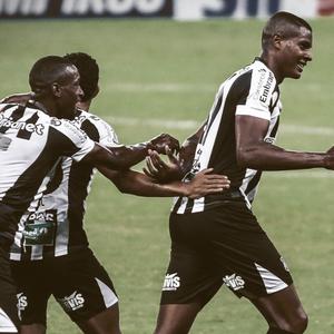 Ceará tenta confirmar classificação em casa contra o Brusque na Copa do Brasil