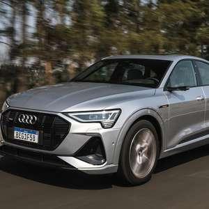 Audi E-tron Sportback entra na assinatura por R$ 11.890