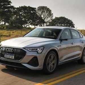 E-tron Sportback: Audi aposta no charme do SUV cupê elétrico