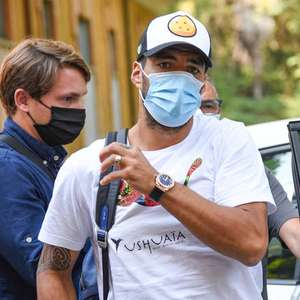 Itália vê possível fraude em prova de Suárez para cidadania