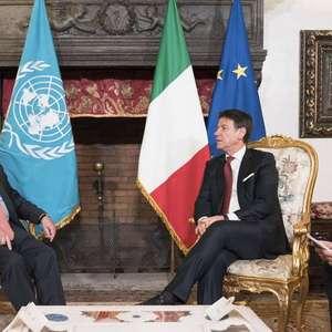 Conte e secretário-geral da ONU debatem ações contra ...