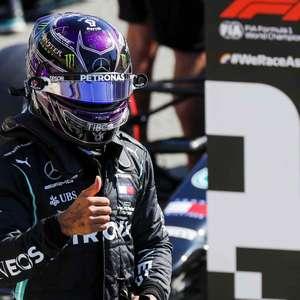 Perto de recorde de vitórias na F1, Hamilton ganha ...