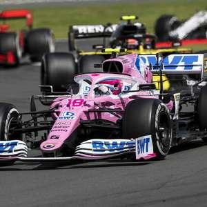 Oscilantes, Racing Point e Renault abrem espaço para ...