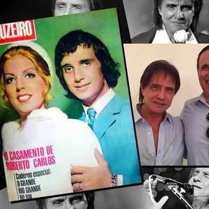 Câncer em pessoas amadas testa a fé de Roberto Carlos