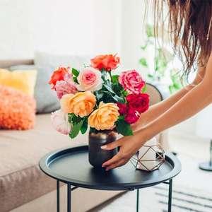 Decoração de primavera: traga a alegria das flores para ...