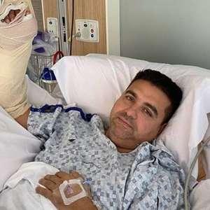 Buddy Valastro, o 'Cake Boss', está em hospital após acidente
