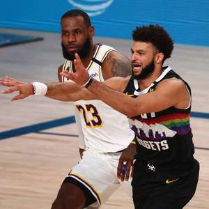 Murray ofusca LeBron e Nuggets vencem Lakers no jogo 3