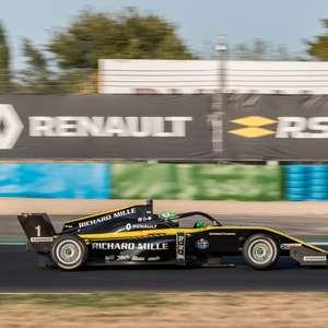 Estreante em Zandvoort, Collet prevê F-Renault Eurocup ...