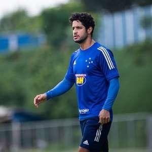 DM cheio no Cruzeiro: Léo, Jean e Marco Antônio com ...