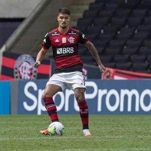Thuler é o 14º caso positivo de Covid-19 da delegação do Flamengo no Equador