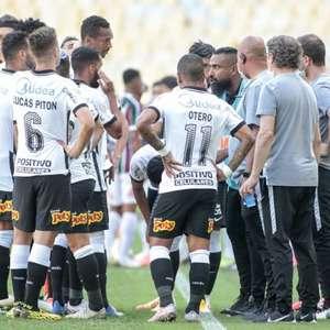 Com Jô e Otero, Coelho busca levar Corinthians a ...