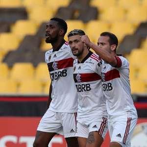 Flamengo supera adversidades, sufoco no fim e alivia ...