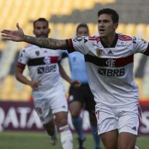 Média de gols de Pedro em 2020 é superior à de Gabigol ...