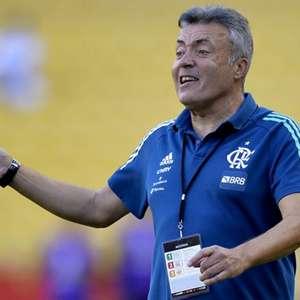 Dome desabafa e elogia superação do Flamengo: ...