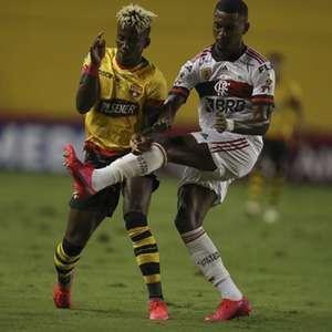 Ramon busca espaço com Dome, estreia na Libertadores e ...