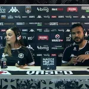 Apresentador da Vasco TV cai em piada ao vivo: 'Beijo ...