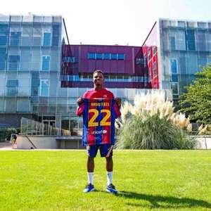 Ansu Fati assina novo contrato com o Barça e multa será ...