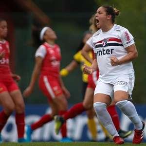 Glaucia faz um hat-trick, e São Paulo goleia o Audax em ...
