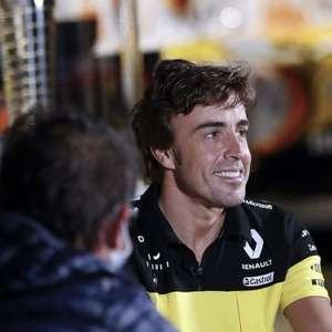 Alonso vê aposentadoria longe e promete seguir nas ...
