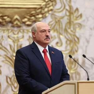 Presidente de Belarus toma posse em cerimônia secreta
