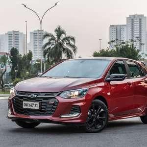 Chevrolet Onix RS dá esportividade ao carro nº 1 do Brasil