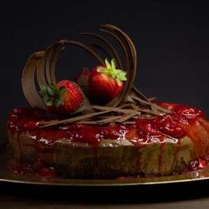 Torta Pantone da Rafa: uma fatia só vai ser pouco