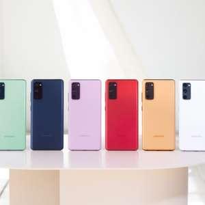 Galaxy S20 Fan Edition é lançado com câmera tripla e ...