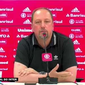 """INTERNACIONAL: Vice de Futebol comenta mudança no modo de jogar do clube e elogia trabalho de Coudet: """"Tem toda a confiança da direção"""""""