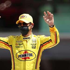Castroneves substitui vetado Askew na McLaren e corre ...