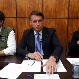 Crítica à atuação na pandemia faz Bolsonaro trocar de médico